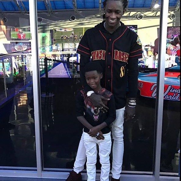 """11.8 k mentions J'aime, 156 commentaires - Young Thug (@youngthug) sur Instagram: """"pull up on a kid"""""""