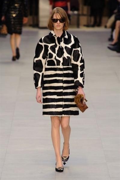 Burberry Prorsum - Autunno-Inverno 2013-2014 Collezioni - Londra - Sfilate di Moda - Elle