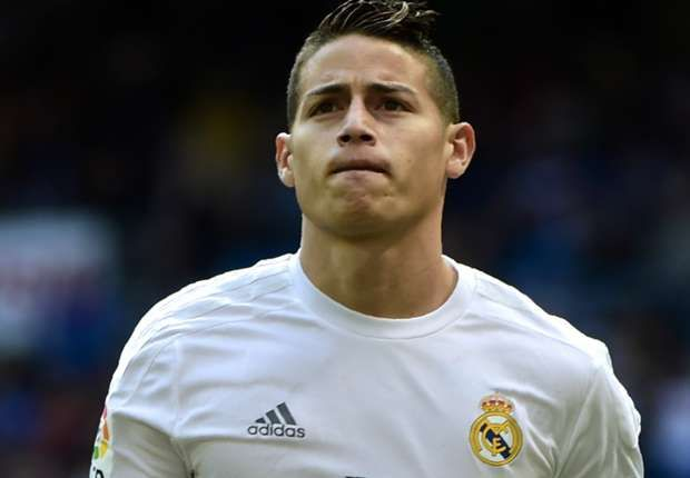 RUMOURS: Arsenal fight Manchester clubs for James Rodriguez