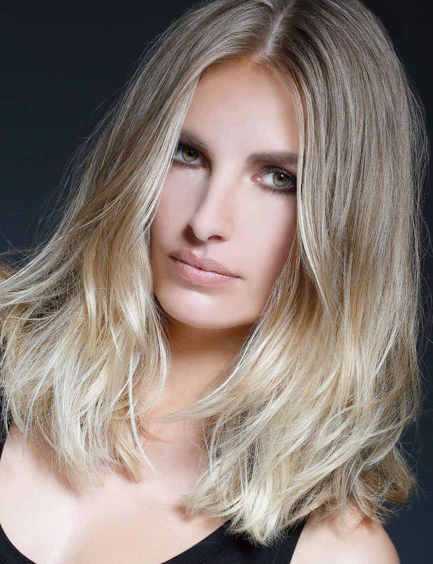 Les pointes éclaircies Retrouvez aussi : les coupes de cheveux qui rajeunissent.