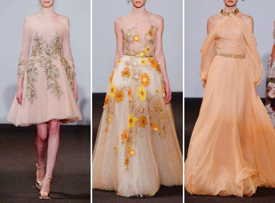 """chandelyer: """" Dany Atrache spring 2016 couture """""""