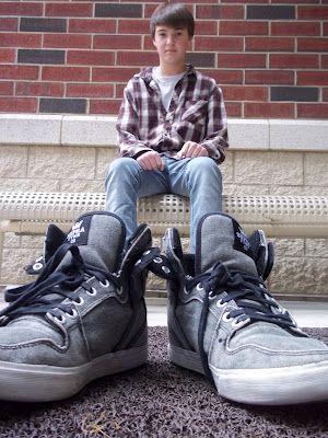 in mijn vaders schoenen