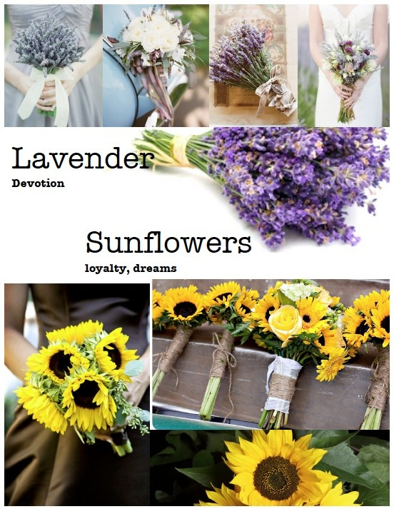 Purple Wedding Flowers Meaning Best Images About Green Tan Brown On