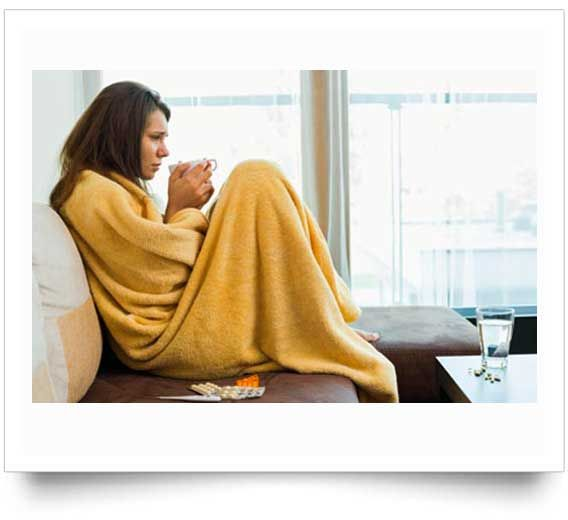 Síntomas de gripe común e influenza, ¿cuál es la diferencia