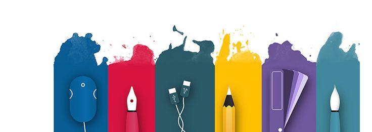 Grafisk design og webdesign | basis kursus i grafisk design og webdesign hos jensens kurser. | course on graphic design and webdesign with wordpress.