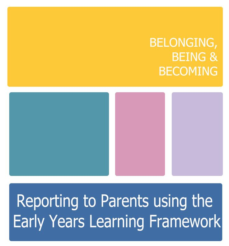 Reporting to Parents using the EYLF :: Lessons from a Teacher