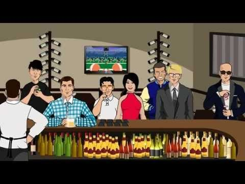 "We produced this Explainer Video for Tradesports.com, they enable you to trade ""Stocks"" on the outcome of actual sporting events. Find out more about them at http://www.tradesports.com If you're looking for a quality Animation Company to help promote your products and services, drive traffic to your site and boost leads and sales conversions, visit Cartoon Media"
