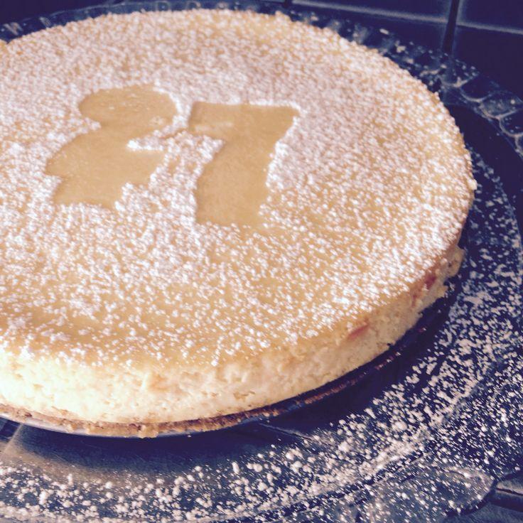 Cheesecake summer goodness