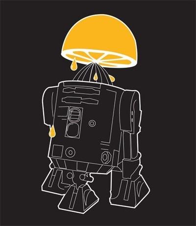 .: Lemon R2, R2 Juicers, R2D2 Te, Stars War, Meeting R2Squeeze2, Funny, Graphics Design, Force, Juicy R2D2