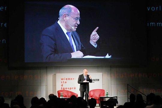 wienerstadtgespräch : videos : Gregor Gysi