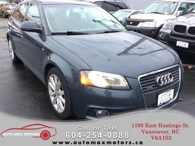 2009 Audi A3 $14500 http://automaxmotors.v12soft.com/inventory/view/9659541