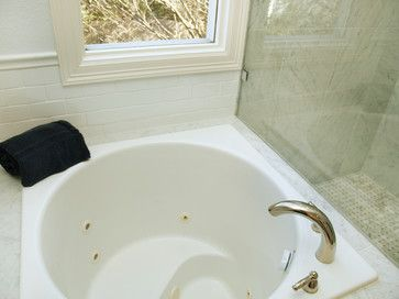 Small Bathrooms - transitional - bathroom - austin - BRY design