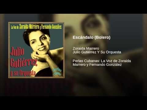 """""""Escándalo"""" (Bolero) - JULIO GUTIERREZ"""