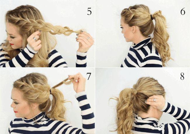 awesome Женские модные прически  - Лучшие варианты на разную длину волос Читай больше http://avrorra.com/modnye-pricheski-foto/