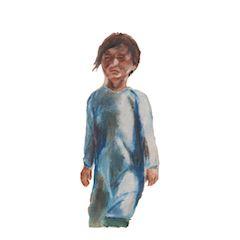 Gadis Biru