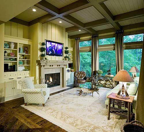 Craftsman Corner Lot Mountain Premium Collection House Plans Home