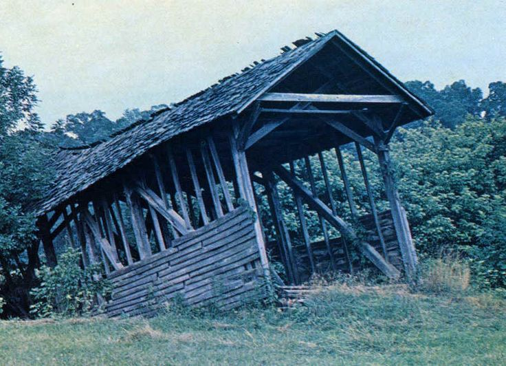 Bloomdale Bridge Sullivan County, Tennessee   Built about 1880.  This photo shows its dilapidated  condition in the summer of 1965