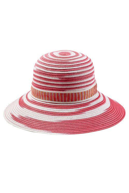 MISSONI MARE MISSONI MARE STRAW HAT. #missonimare #