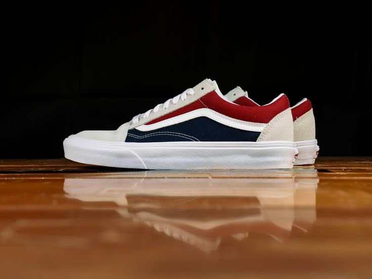 buty vans old skool retro block