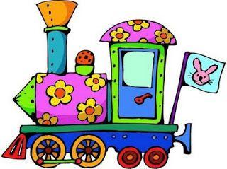 dibujos coloreados trenes para imprimir-Imagenes y dibujos para imprimir