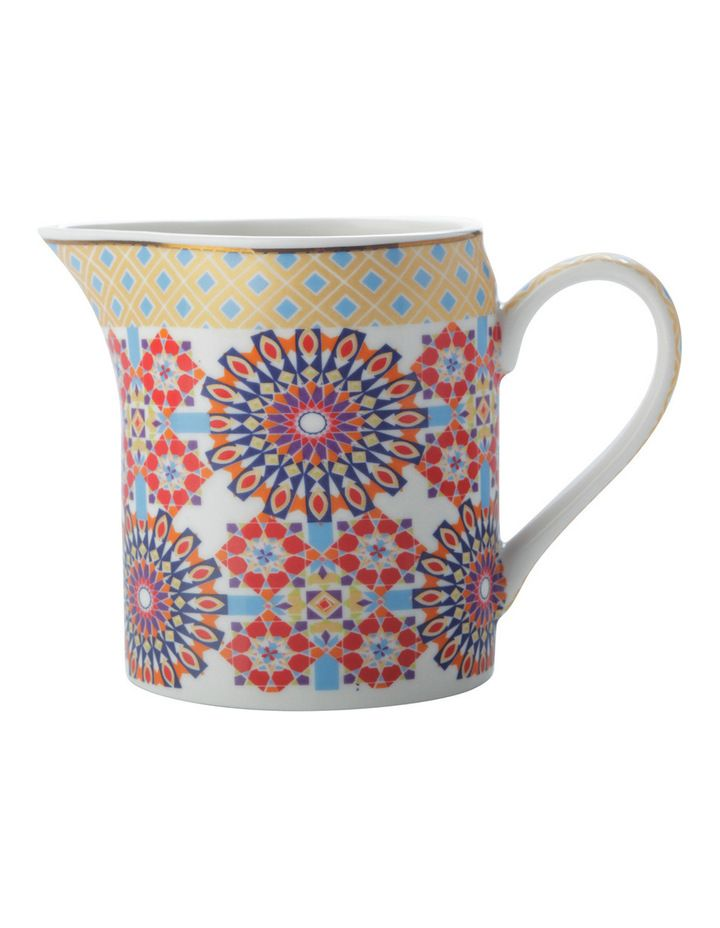 Teas C S Isfara Creamer Bukhara Red 300ml Gift Boxed Image 1 Creamer Terry S Chocolate Orange Jelly Tots