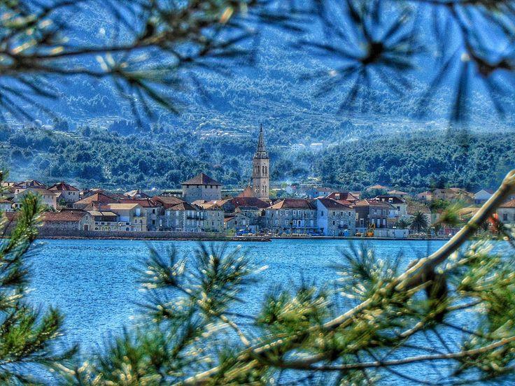 Jelsa, Hvar, Dalmatia,Croatia