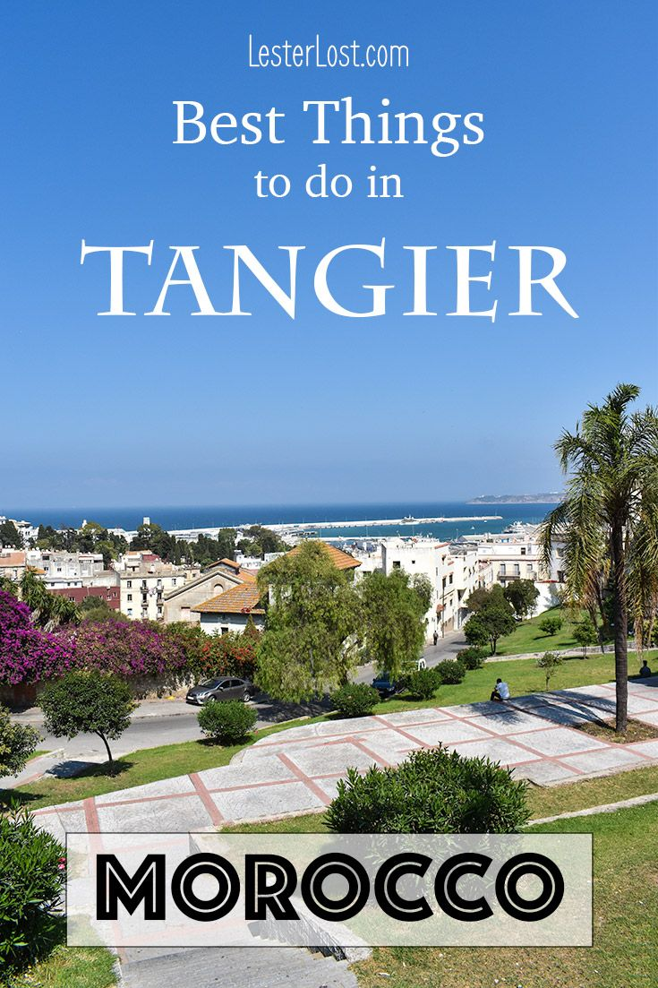 Best Things To Do in Tangier, Morocco
