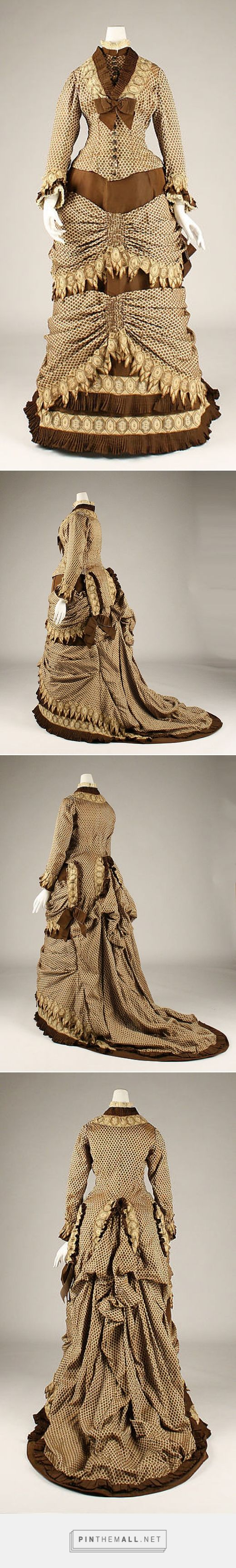 Dress 1873-79 American | The Metropolitan Museum of Art