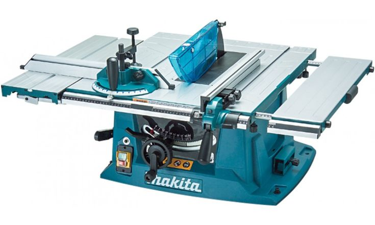 Table Saw MLT100 | 255mm - Model MLT100 has been developed as a cost-competitive sister model of Model 2704