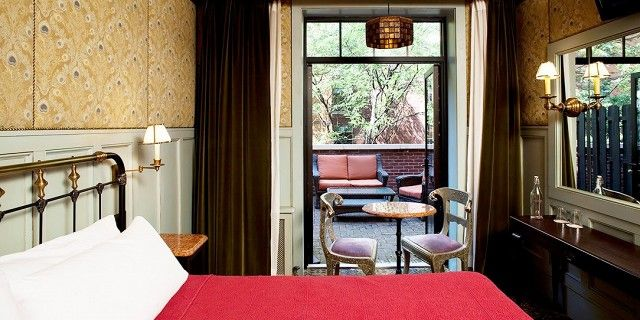 The Jane Hotel & Other NYC Hotels Under $200 a Night