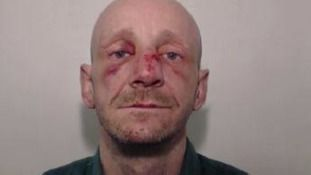 Justin Brazier of Beechcroft Ave, Bolton. Depraved pervert - guilty of bestiality with his own dog