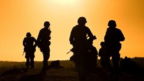 Young soldiers 'forced to rape each other'