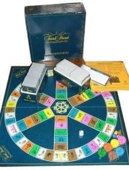 Trivial Pursuit - we played this every Sunday at grandma's house! My parents, aunts and uncles were ruthless!