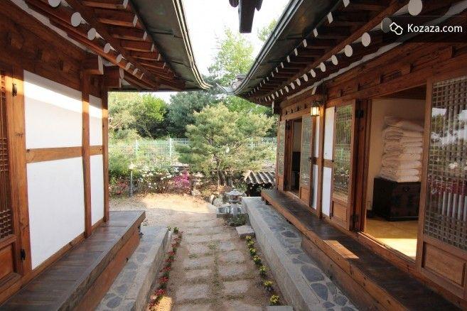 [Desing] tteuranchae Samcheongdong Hanok home