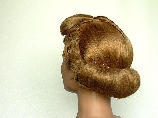 Buste virtuel de coiffure historique romaine coiffures for Miroir virtuel coiffure