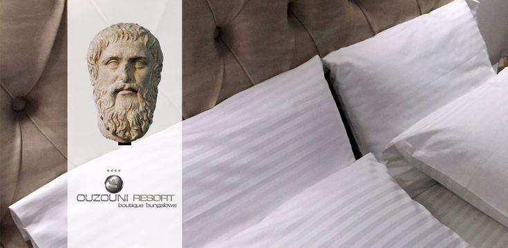 Plato #luxury #bungalow at #Halkidiki #Greece
