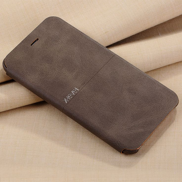 X-Level Luxury cowboy Ultra thin Nostalgia PU leather Flip Phone Case for iphone 6 6s ,Stand Leather Cover for iphone 6 6s