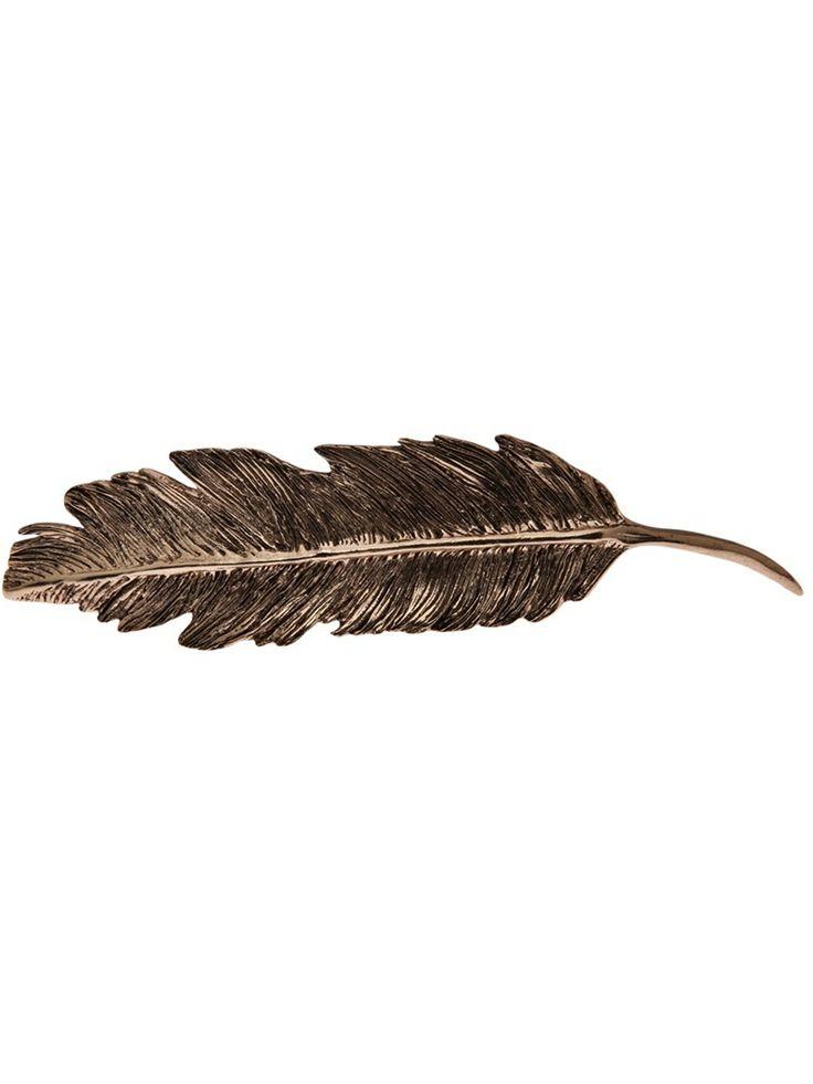 PLUIE Feather hair clip