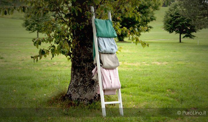 duvet cover 100% linen stone washed  www.purolino.it
