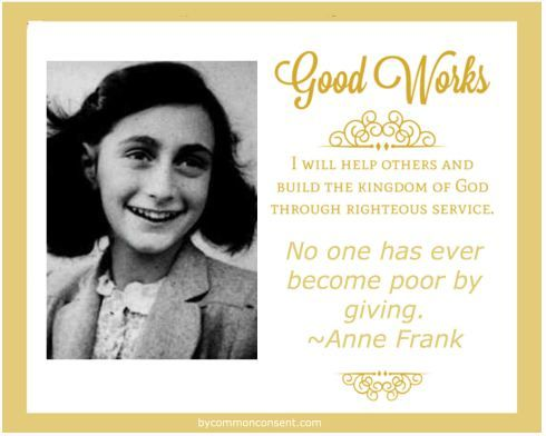 The Works of Anne Frank