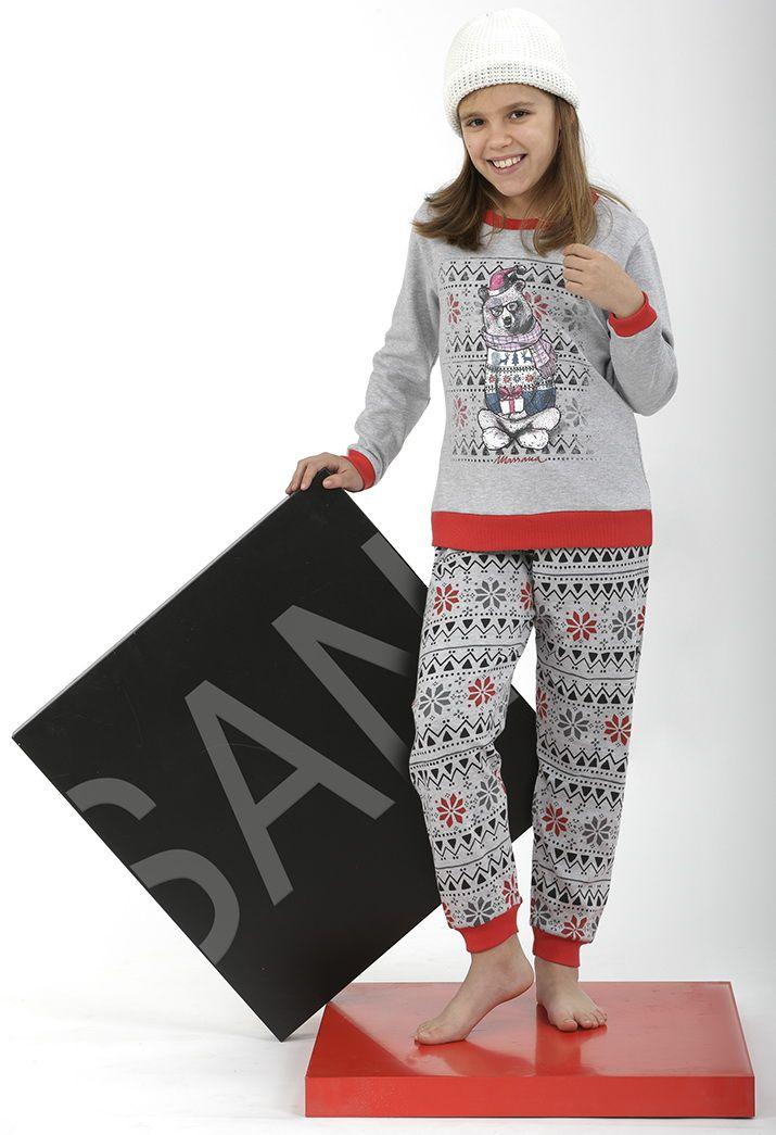 ¡Pijama invernal! Para los días más fríos :)