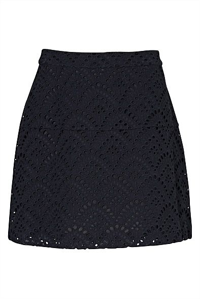 Anglaise Skirt  #WITCHERYSTYLE