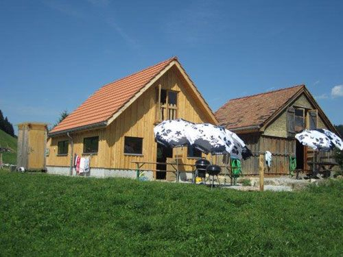 Familie Brülisauer  Appenzell