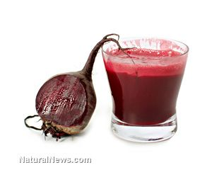 Study finds that beetroot juice can lower blood pressure