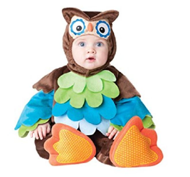 Cute Owl Baby Costume --- #gift #giftidea #gadget #family #men #women #kids #home