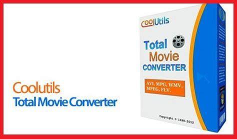 Resultado de imagen de Coolutils Total Movie Converter