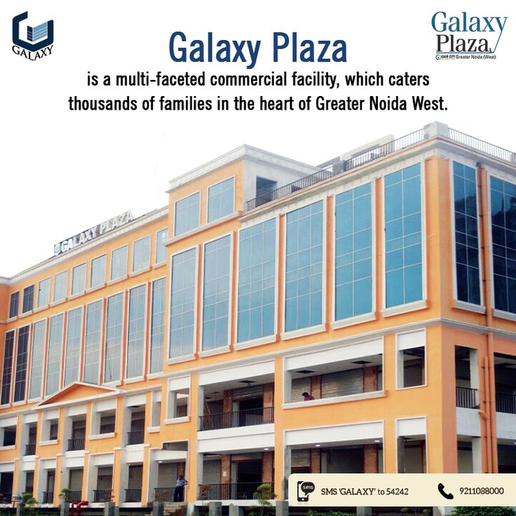 Galaxy Plaza will soon be available for possession and will definitely make the living peaceful.  #galaxygroup #commercialproperty #realestate #luxury #galaxyplaza #greaternoida