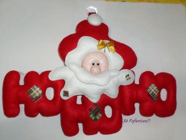 enfeite-de-porta-papai-noel-hohoho-enfeite-de-natal.jpg (1600×1205)