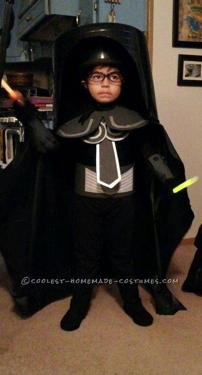 Coolest Dark Helmet Costume... Coolest Halloween Costume Contest