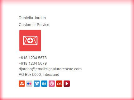141 best Email Signature Templates images on Pinterest